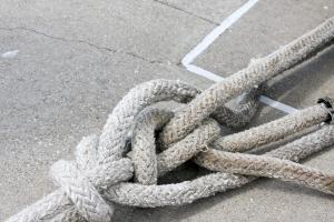 Cuerdas y nudos, herramientas del hombre desde la antigüedad