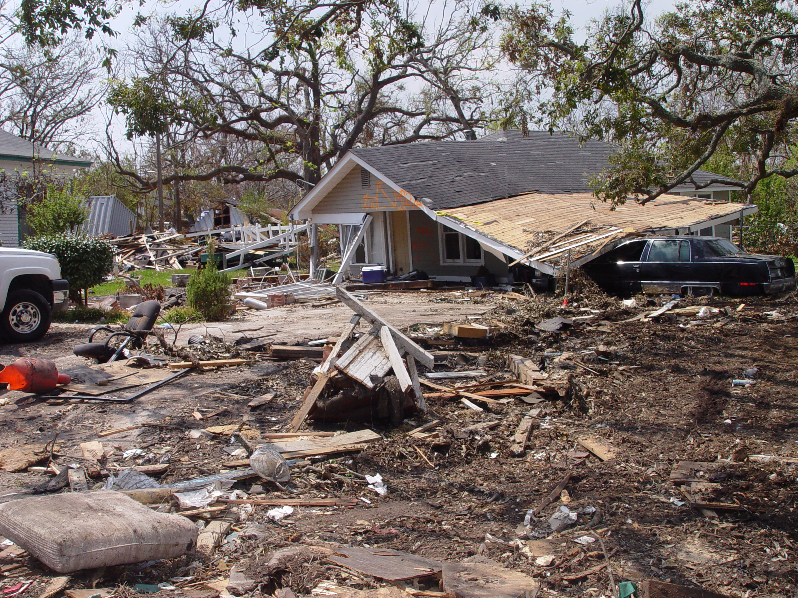 Catástrofes que nos muestran nuestros errores