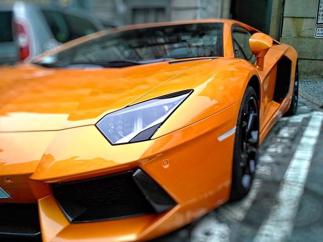 Colores y más colores de coche