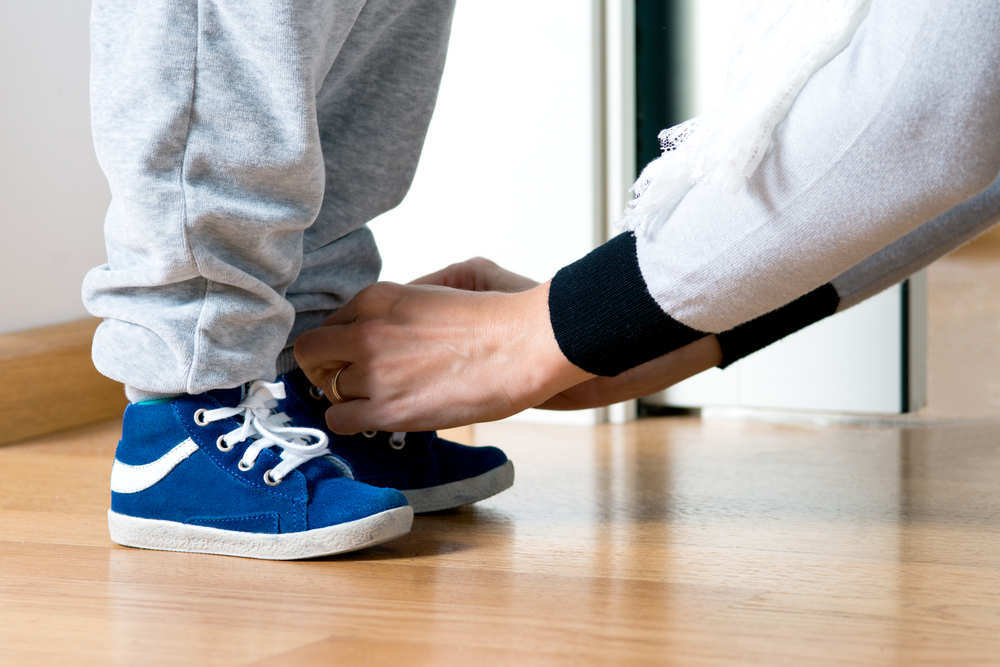 Cómo escoger el calzado de tus hijos