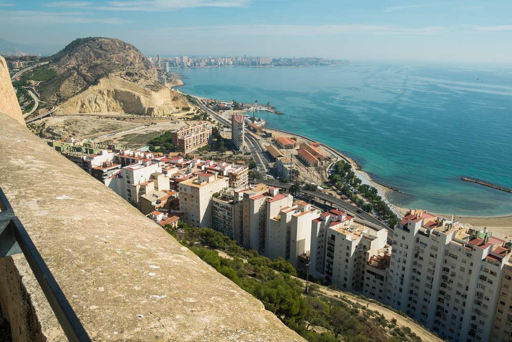 Alicante, un clima húmedo con necesidad de agua