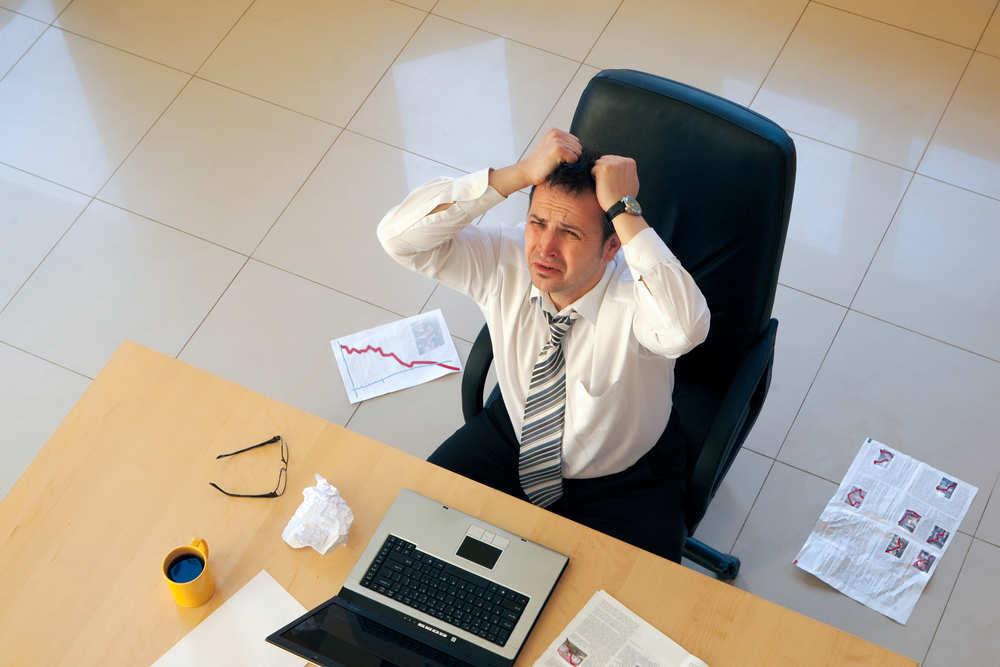 Los riesgos laborales dentro de la oficina