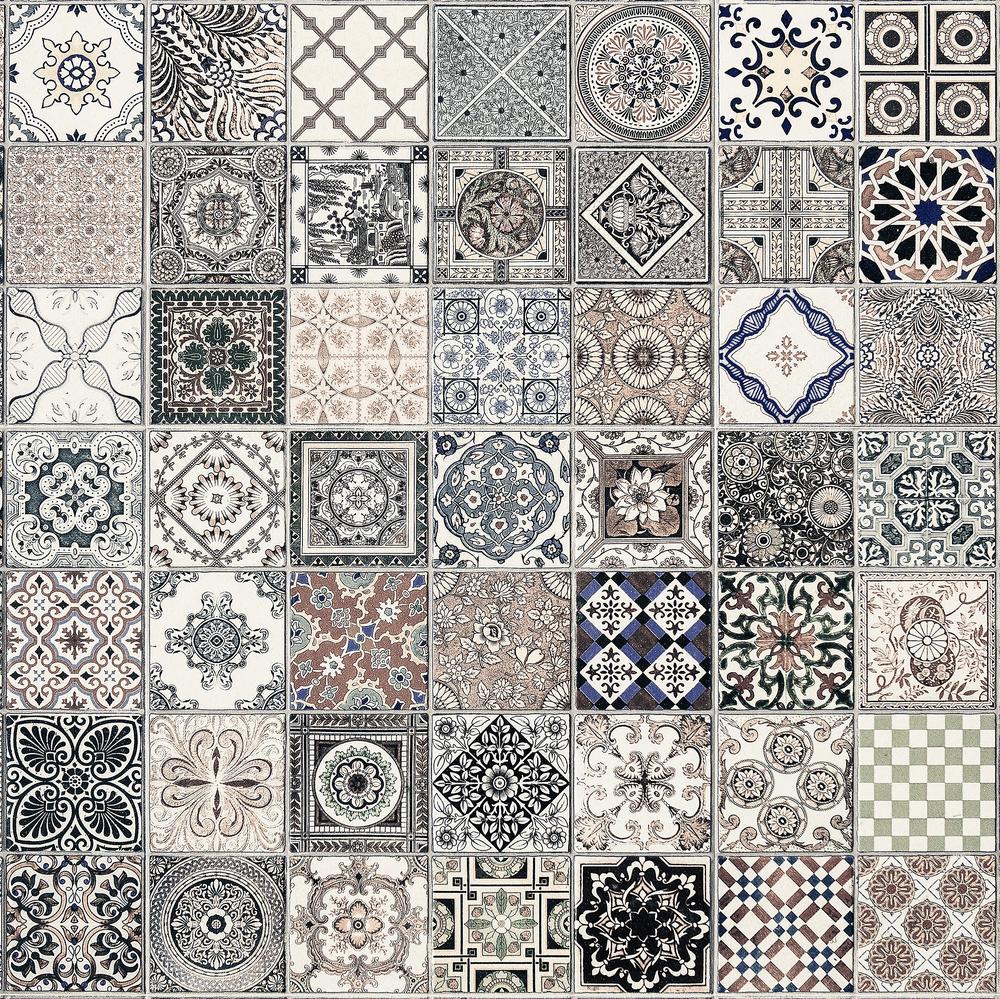 Regreso al pasado con la cerámica y azulejos vintage