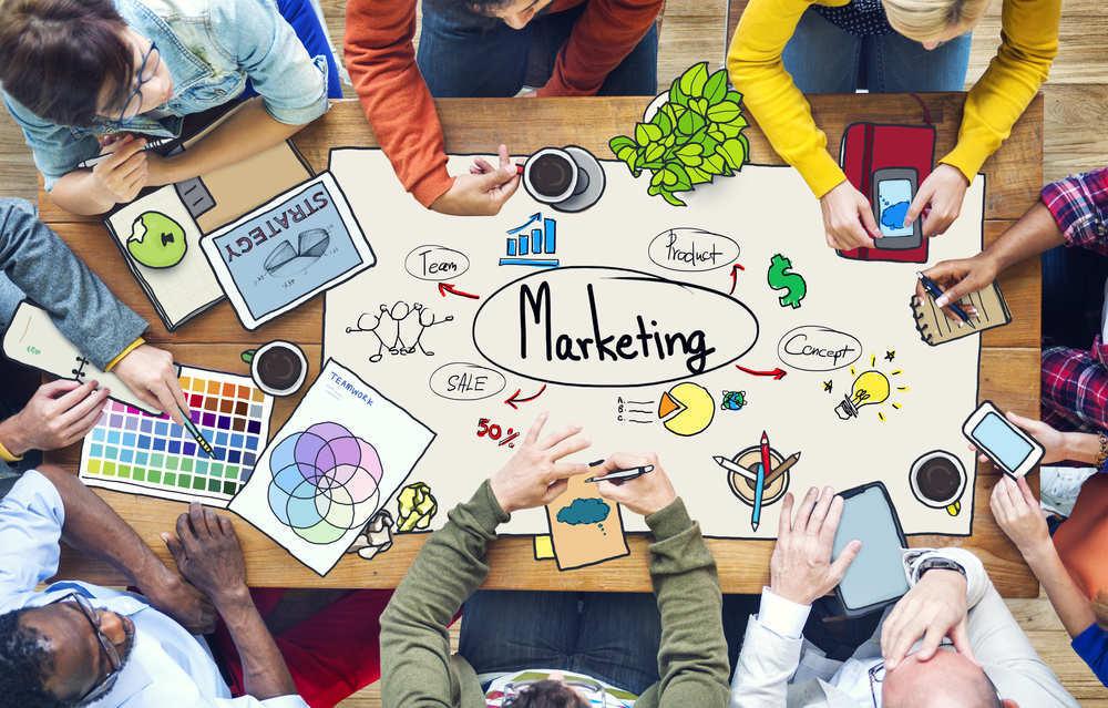 Desarrollo y etapas del marketing