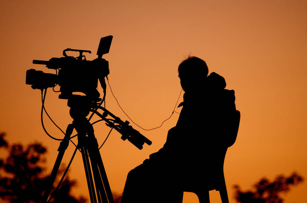 Una vida filmando