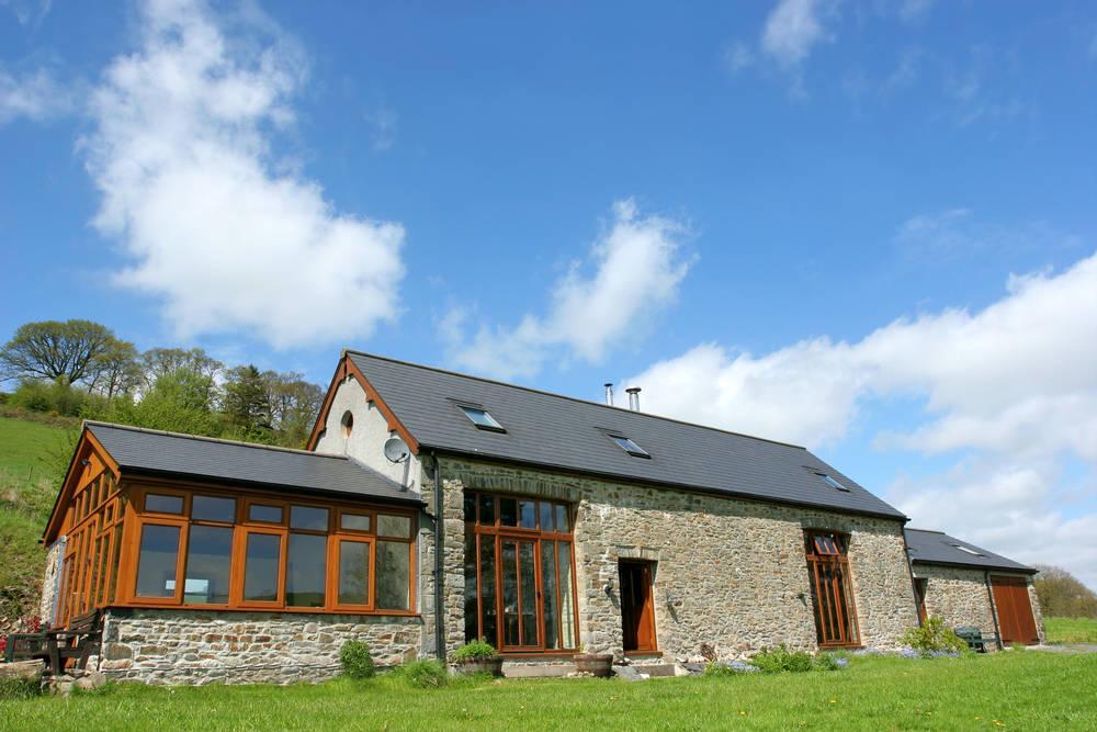 Ahorra energía con un tejado de pizarra