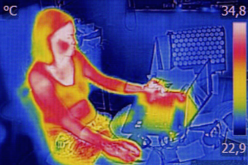 Qué es una cámara infrarroja