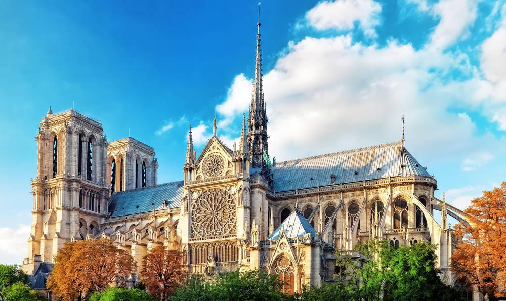 La reconstrucción de Notre Dame