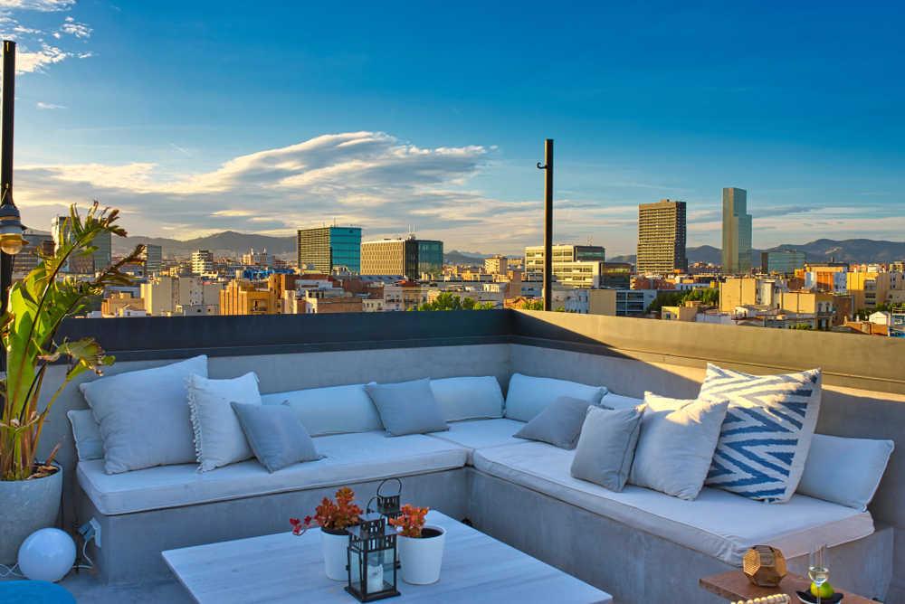 Ahora que se acerca la época de más calor, prepara tu terraza para el verano